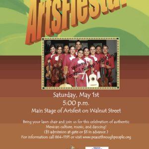 artsfiesta 2010 poster