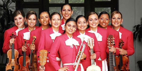Mariachi Band 2010 Schedule