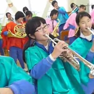 Isesaki, Japan's Daiichi JHS Band