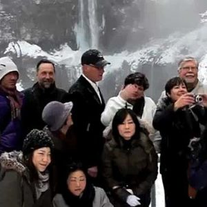Nikko-waterfall