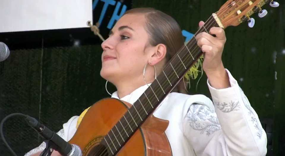 ArtsFest noon performance by Mariachi Femenil Nuevo Tecalitlan