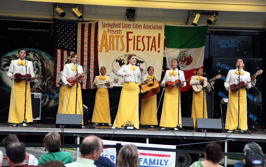 Mexican Music and Culture featured at ArtsFiesta!
