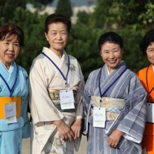 Isesaki cultural delegation