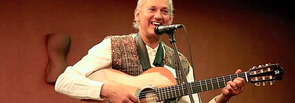 Paco Padilla to perform at Sister City Plaza