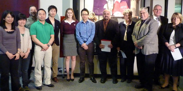 Springfield unites for Japan Relief Fund