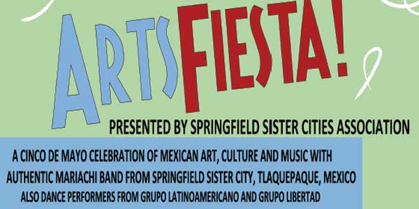 Mariachi Viva Jalisco will visit Springfield for Artsfiesta! on May 6