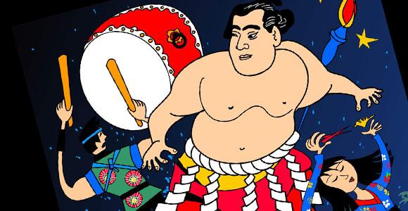 16th Japanese Fall Festival media release & poster