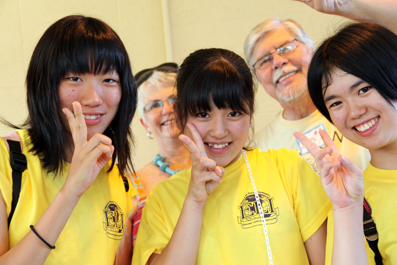 30 Japanese Students will Perform at Obelisk Home during First Friday Art Walk