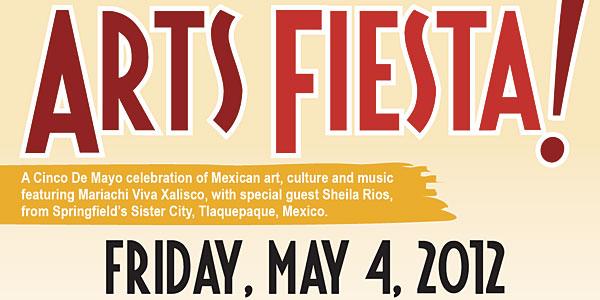 ArtsFiesta 2012 will feature Mariachi Viva Xalisco and Shelia Rios!