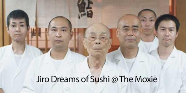 Japanese Movies at The Moxie