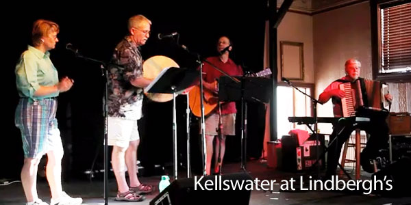 Kellswater at Lindbergh's on June 1