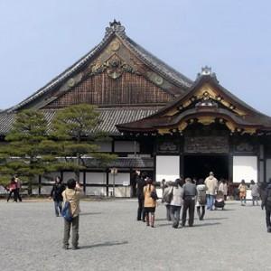Nijo Castle, Kyoto