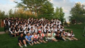 Isesaki-students-picnic