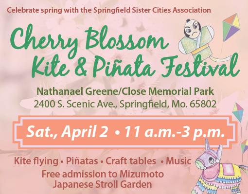 Kite and Piñata Festival on April 2, 2016