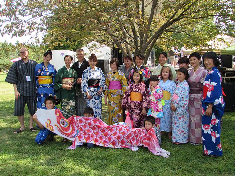 '17 Japanese Fall Festival a success!