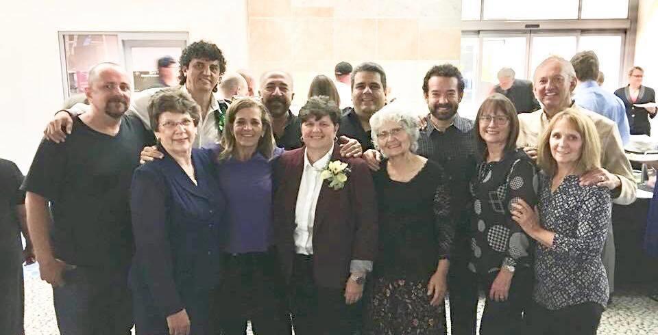 Cindy Jobe honored with prestigious Ozzie Award