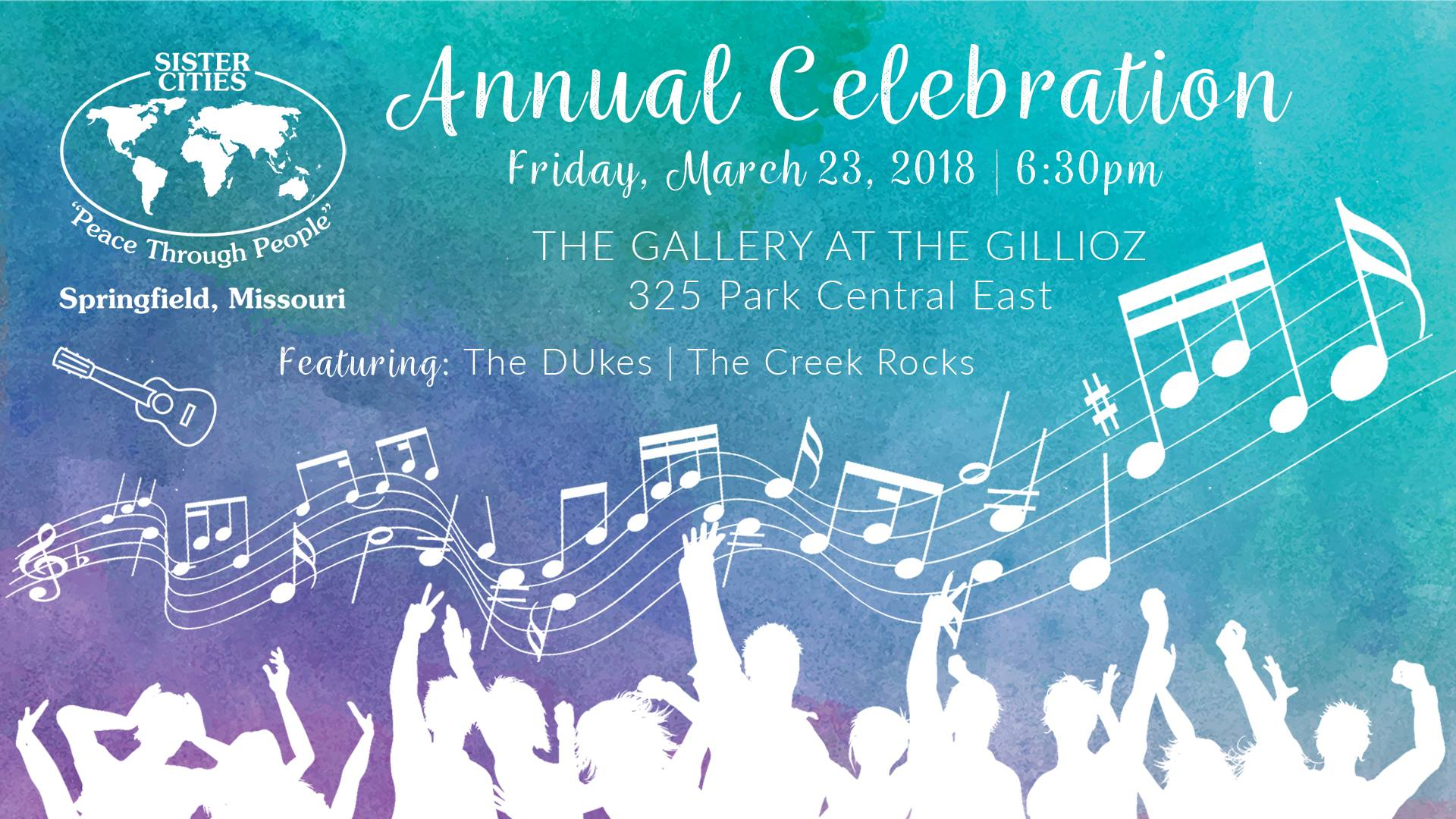 Join us at our 2018 Annual Celebration!