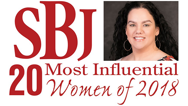 Emily Denniston named one of SBJ's 20 Most Influential Women