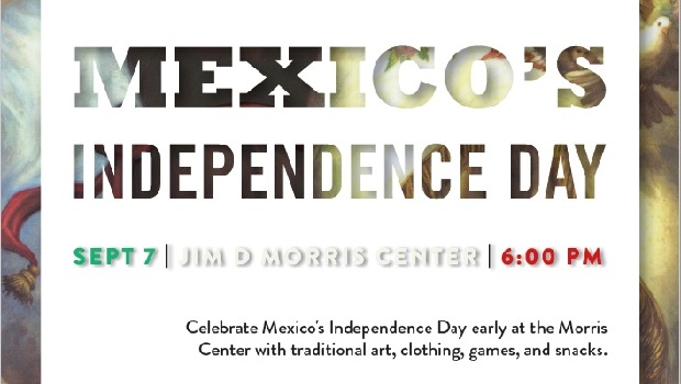 Celebrate Mexico's Independence Day at Art Walk