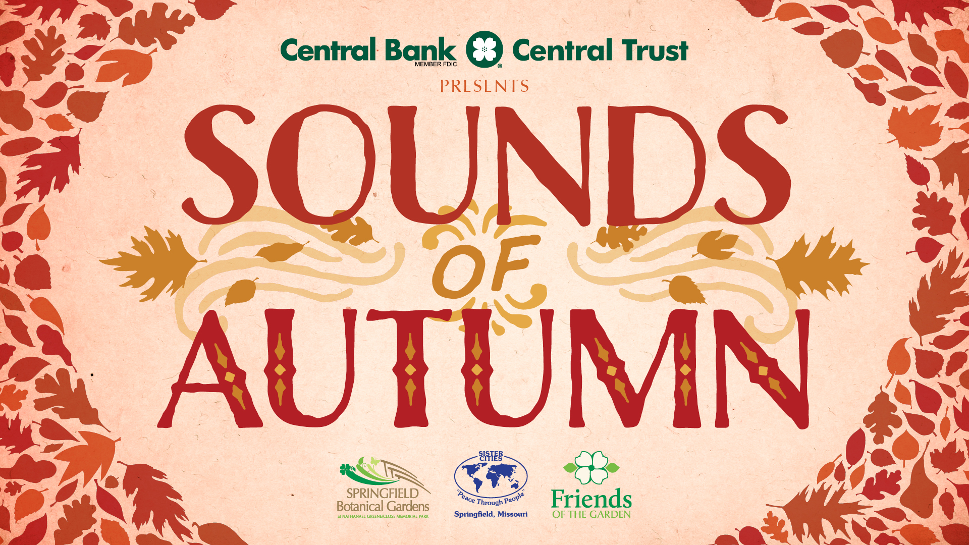 Free Sounds of Autumn concert series brings music to the Springfield Botanical Gardens