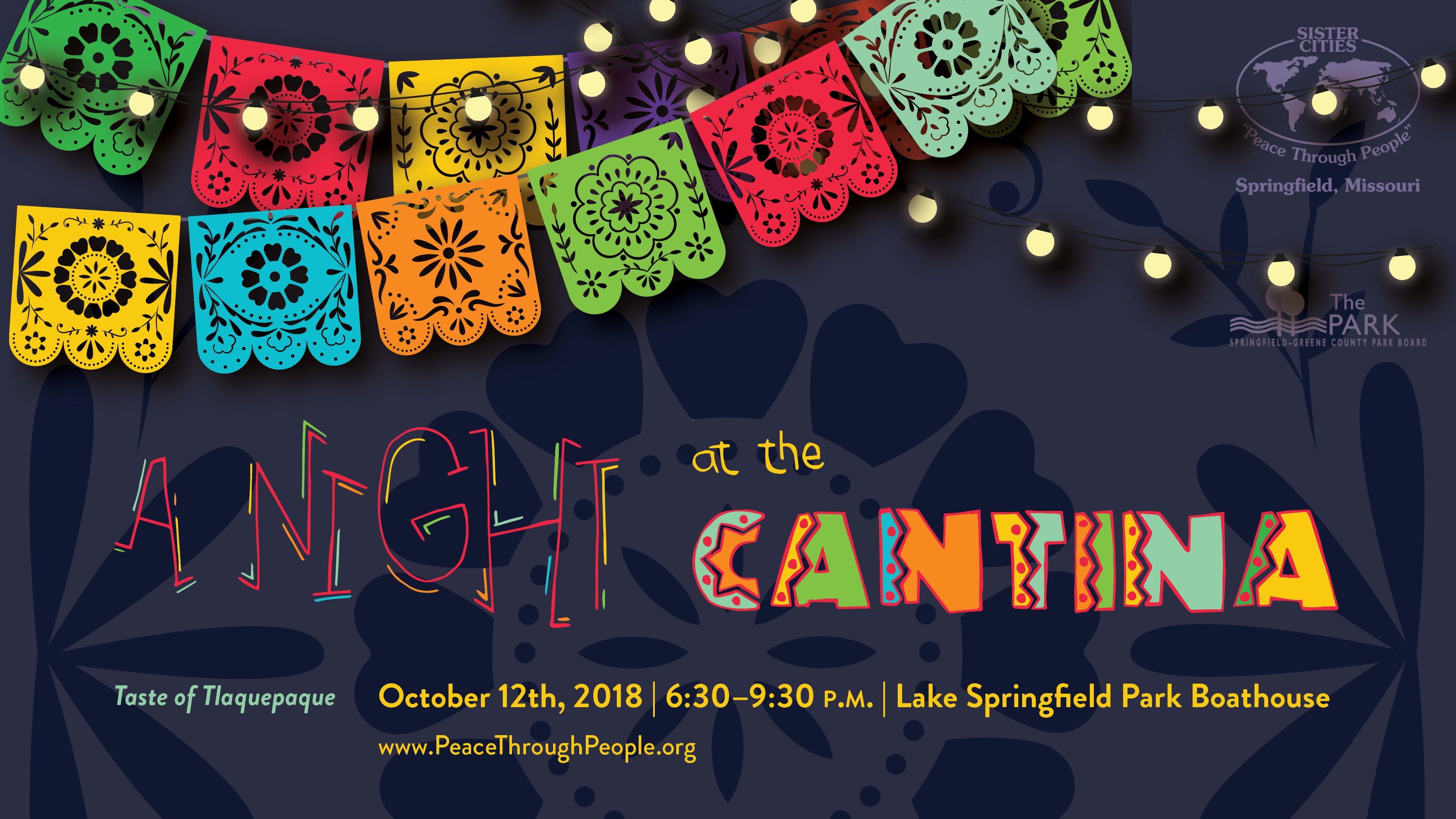 SOLD OUT | Taste of Tlaquepaque: A Night at the Cantina