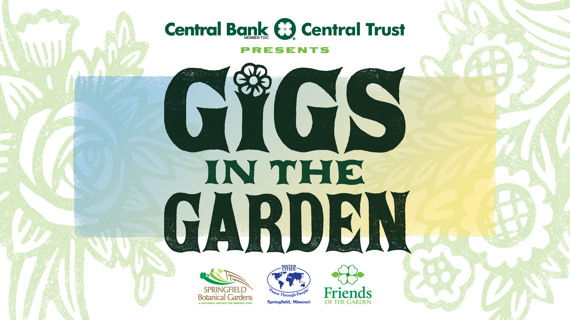 Free Gigs in the Garden concert series brings music to the Springfield Botanical Gardens