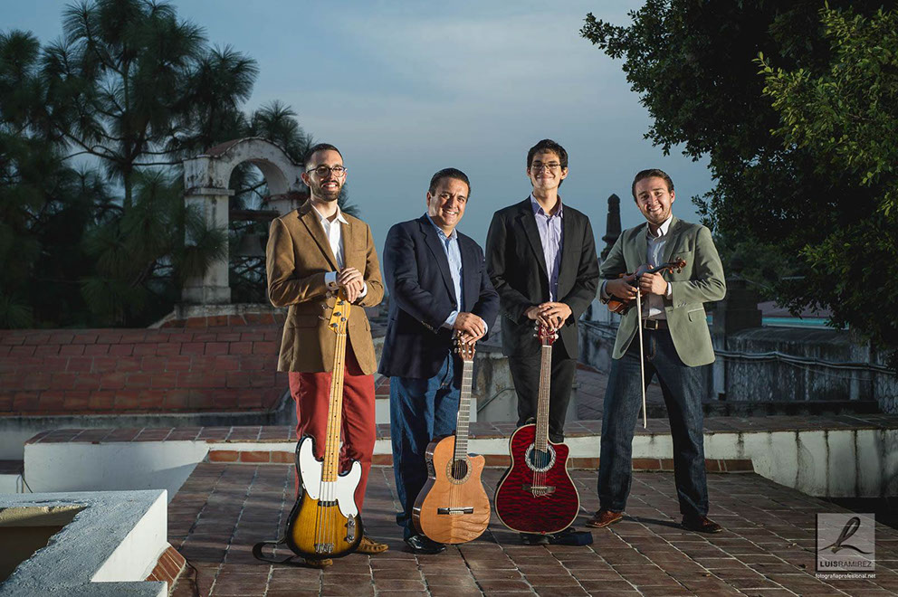 June Jam Session featuring Grupo Musical Canela and Enrique Ortiz