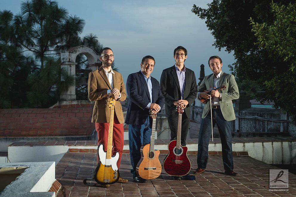 June Jam Session featuring Grupo Musical Canela and Enrique Ortiz