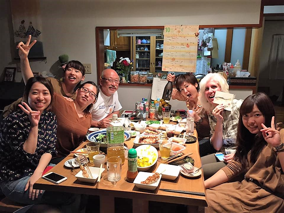 Travel to Japan and experience culture through friendship and immersion