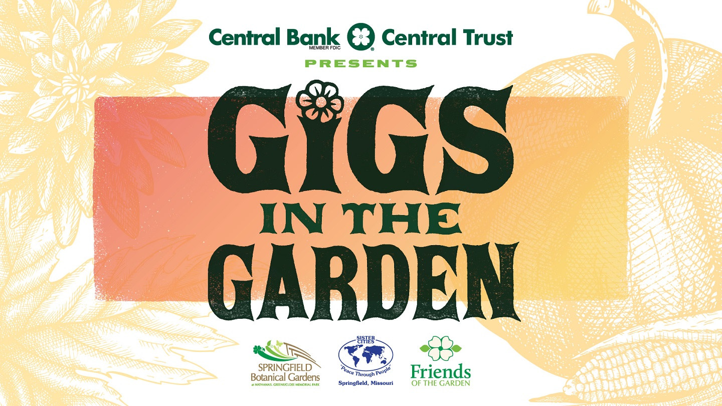 Free Gigs in the Garden concert series brings international and local music to the Springfield Botanical Gardens