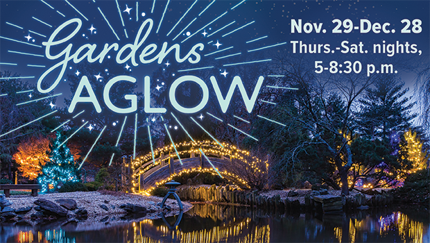 Gardens Aglow cancelled Sat., Dec. 28