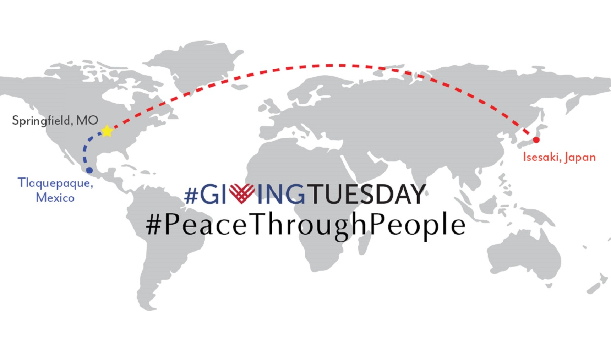 Giving Tuesday Continues: Travel Scholarship Fund