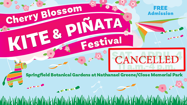 Kite and Pinata Festival Cancelled