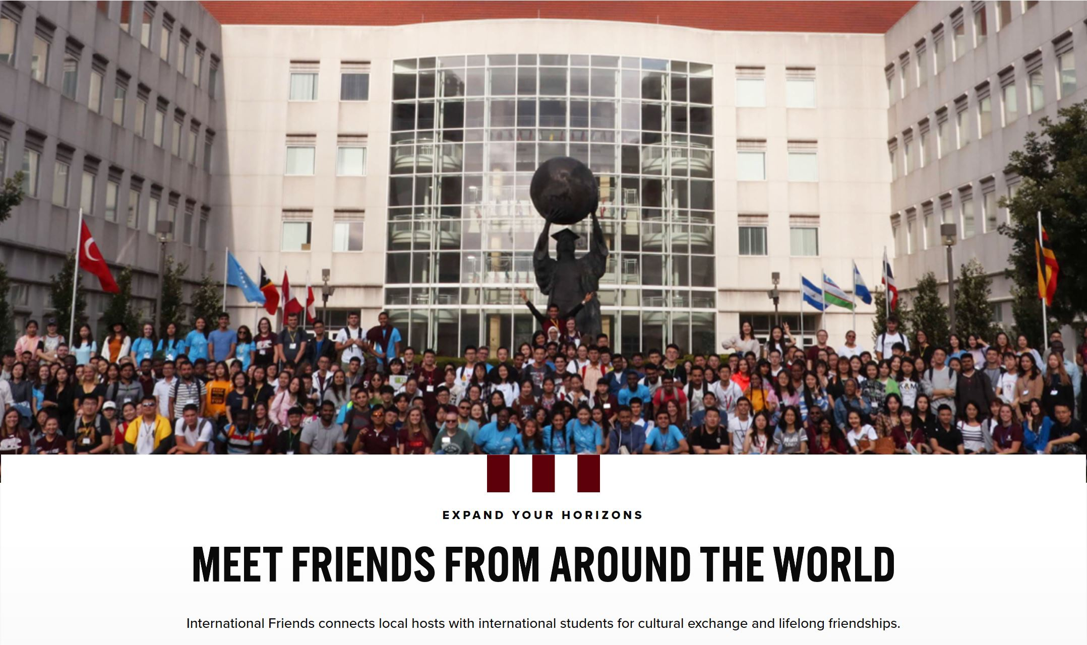 Virtual friends needed for MSU international students