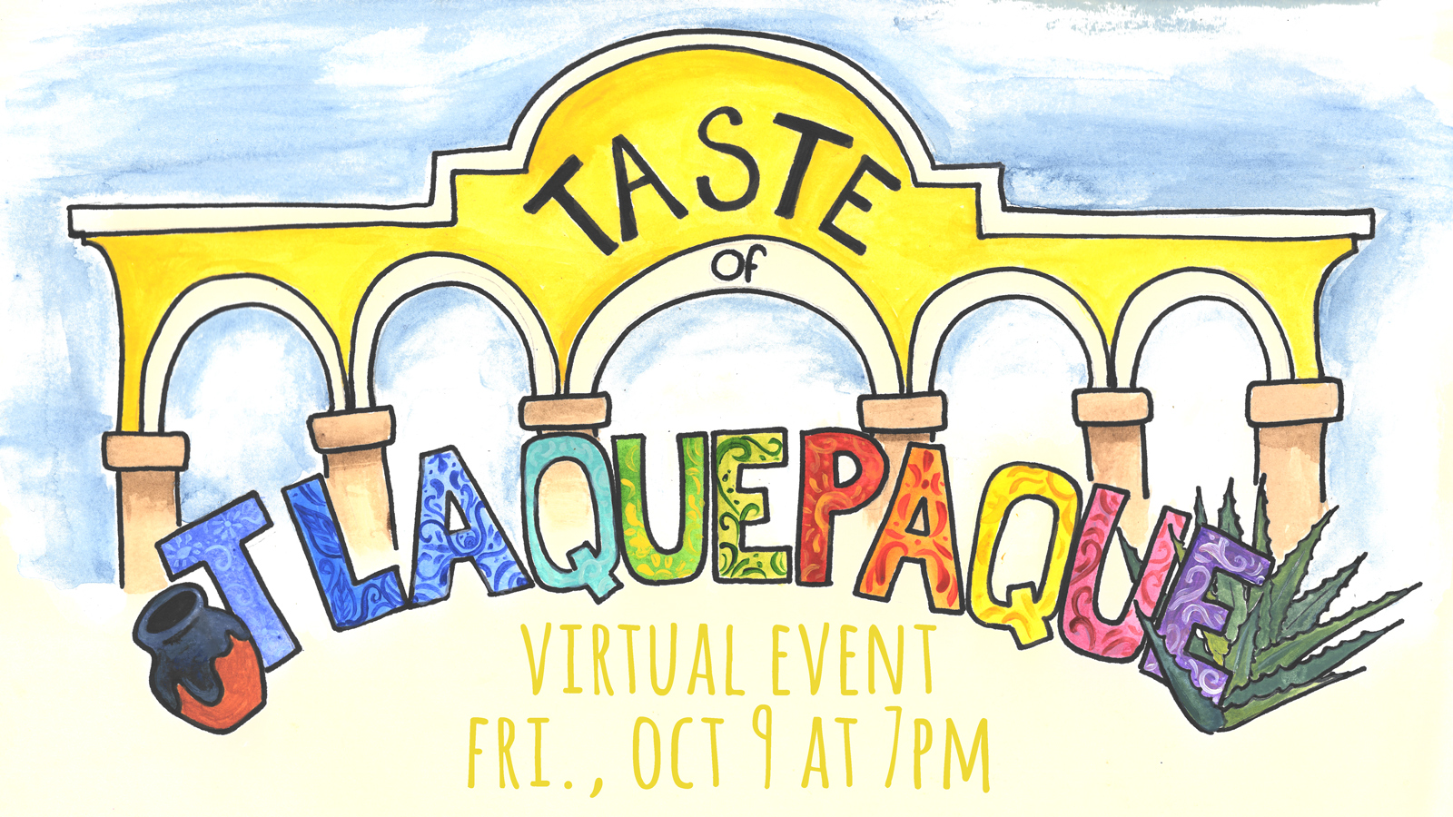 Taste of Tlaquepaque 2020
