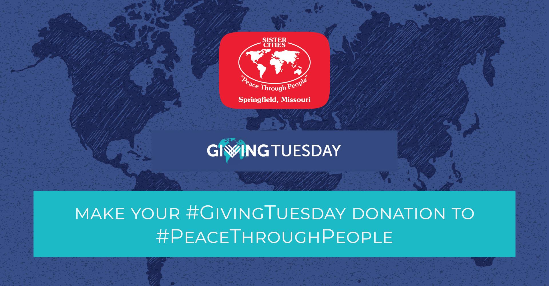 Support peace and cultural understanding this Giving Tuesday